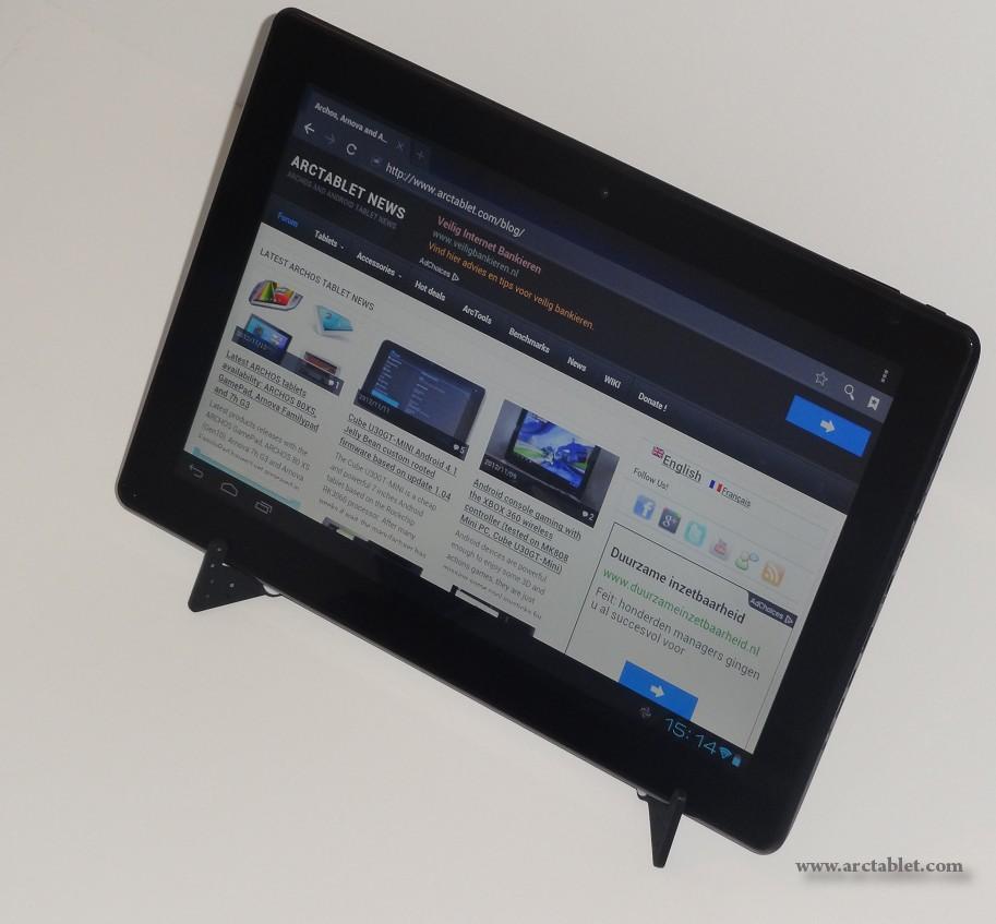 Archos Family Pad 13: 13.3 Zoll Tablet erscheint in Europa für 299 Euro