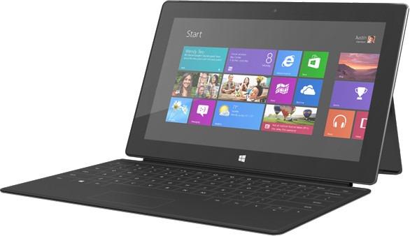 Microsoft Surface Pro mit deutlich weniger nutzbarem Speicher als beworben