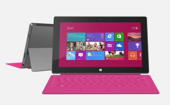 Microsoft Surface Pro: Halbe Akkulaufzeit des Microsoft Surface RT