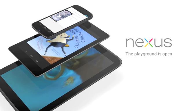 Nexus 4 und Nexus 10: Google versendet die Smartphones und Tablets ab dem 13. November