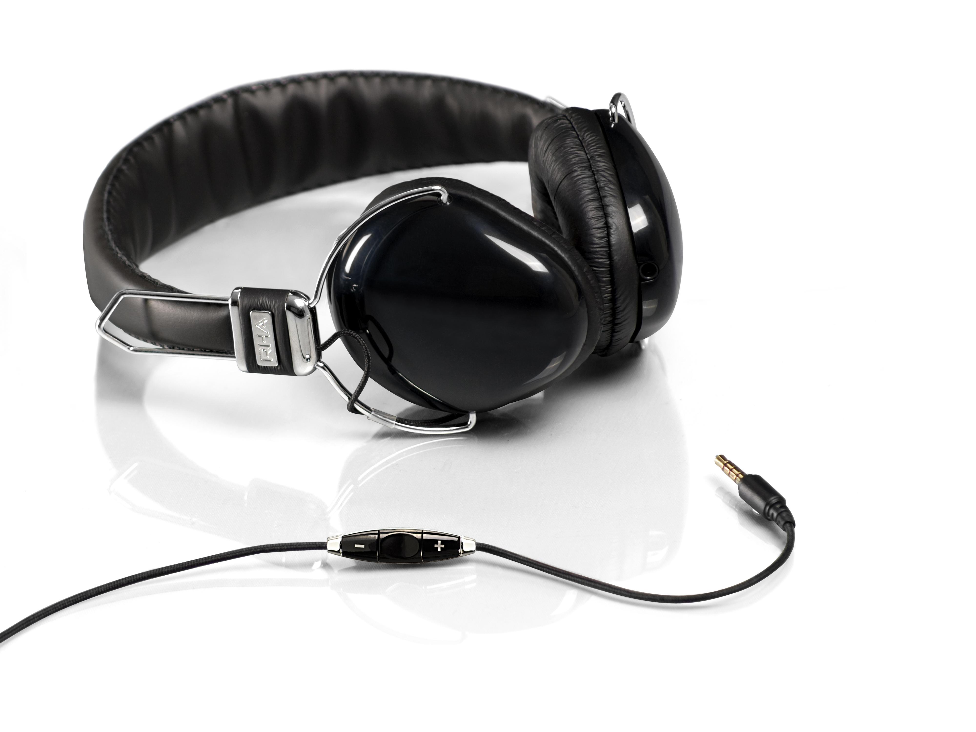 RHA SA950i Kopfhörer und Headset für iPod, iPhone und iPad