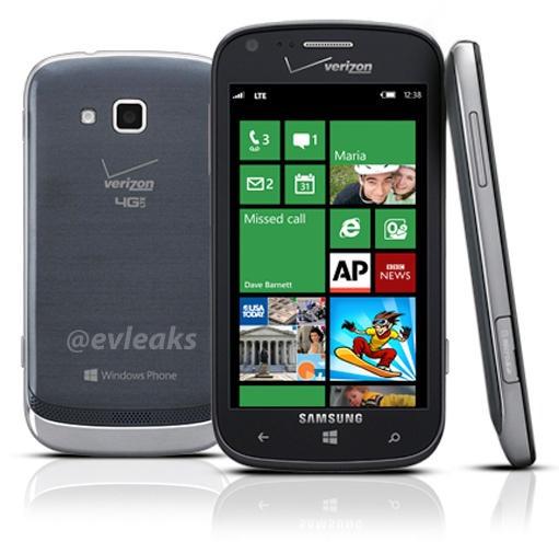 Foto: Samsung ATIV Odyssey mit Windows Phone 8 und LTE geleakt