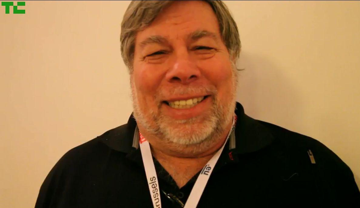 Steve Wozniak sieht Apple im Smartphone-Markt hinter der Konkurrenz