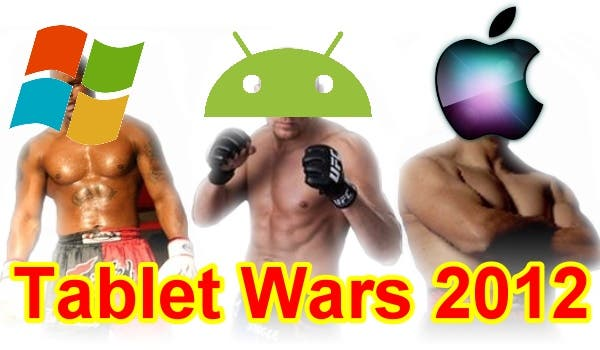 Umfrage der Woche: Tablet Wars 12 – welches ist euer Tablet-Favorit? *Update*