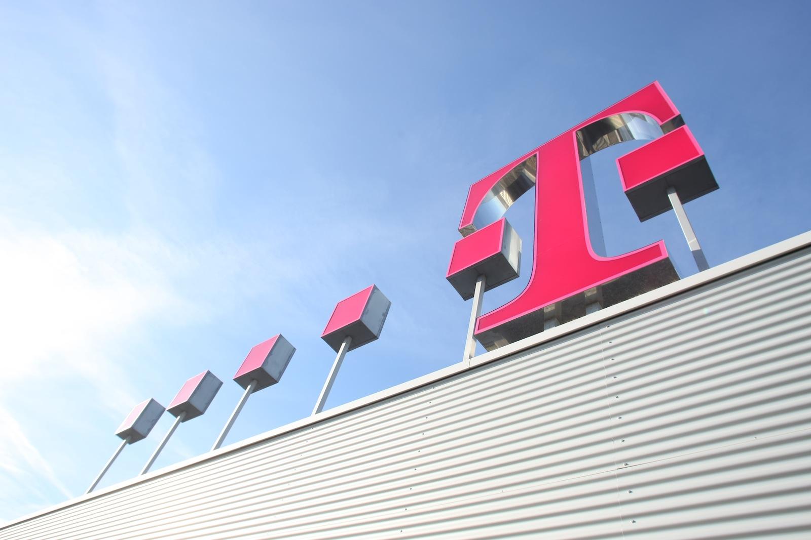 Telekom Logo - Foto: Telekom Presse