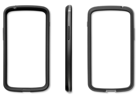 Lieferschwierigkeiten beim Nexus 4 Bumper
