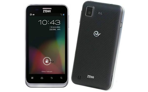ZTE bringt Android 4.2 Jelly Bean auf erstes Smartphone