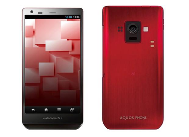 Sharp Aquos Phone Zeta SH-02E: Smartphone mit stromsparendem IGZO-Display