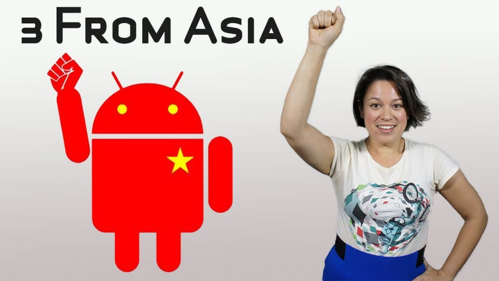3 from Asia: Android dominiert China, Samsung investiert in OLED, AR-Maps in Japan