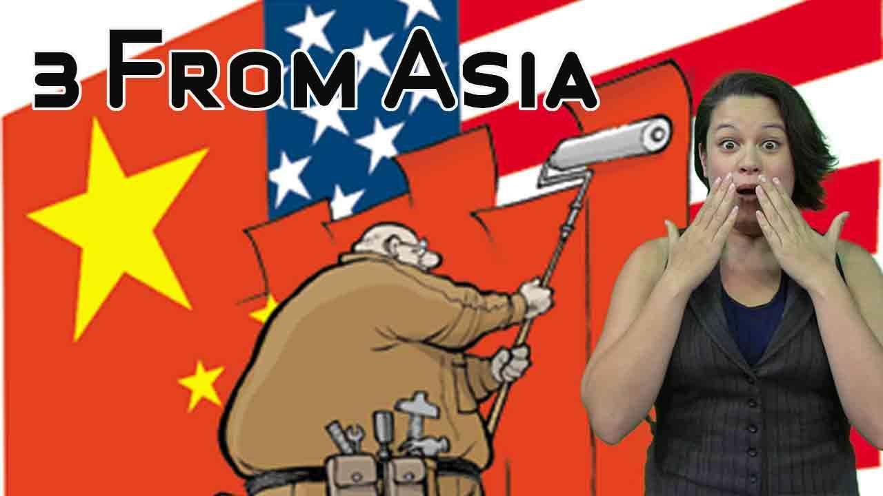 3 from Asia: China wichtigster Smartphone Markt, Personalwechsel bei HTC und Amazon