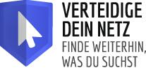 Verteidige Dein Netz: Google-Kampagne gegen Leistungsschutzrecht