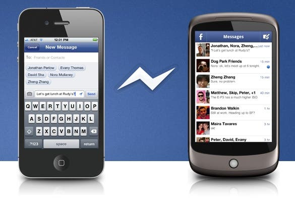 Facebook sieht sich als Mobil-Unternehmen