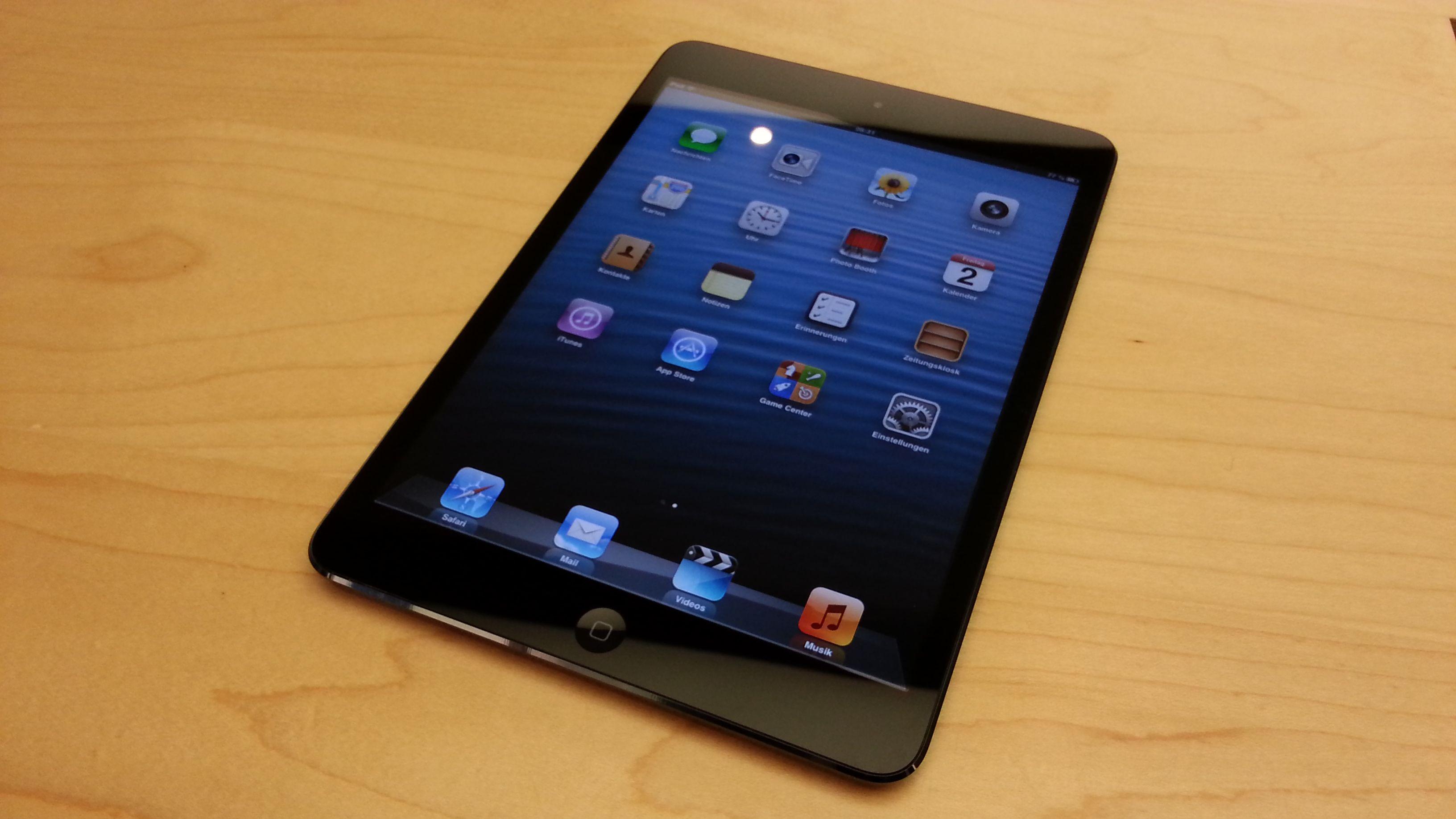 Apple iPad Mini & iPad 4 in 3 Tagen 3 Mio. Mal verkauft – iPad Mini praktisch ausverkauft