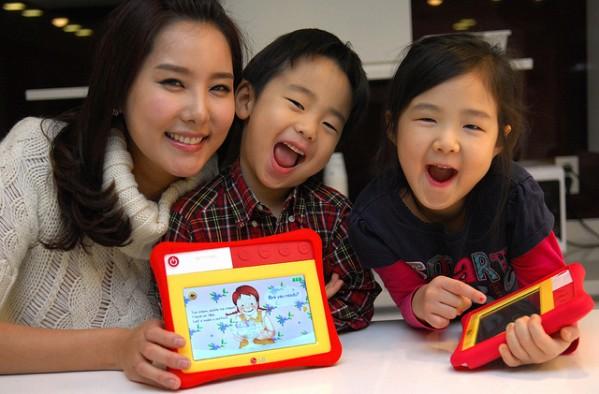 LG Kids Pad: Tablet für Kinder erscheint in Korea für 215 Euro