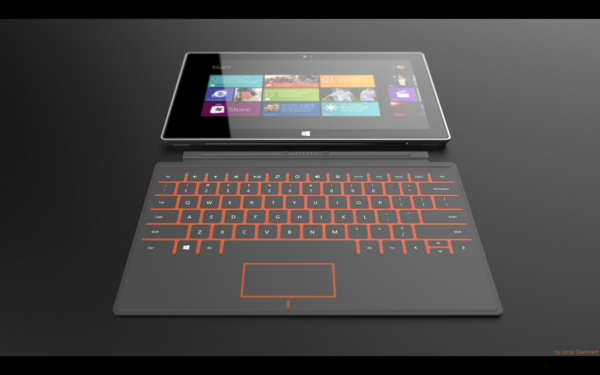 "Microsoft Surface 2 in Arbeit: Tablets mit 8,6 Zoll & Qualcomm, 11,6 Zoll und AMD, 14,6 Zoll Surface Book mit Intel ""Haswell"""