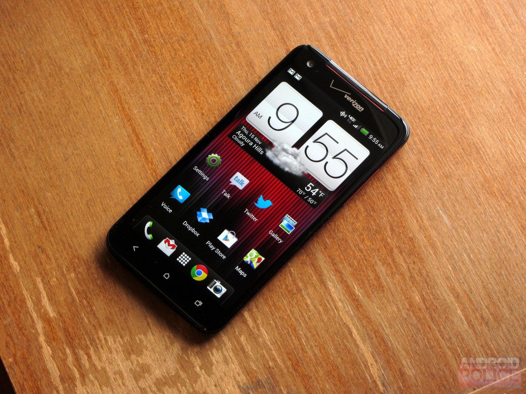 HTC Droid DNA im Test – Bestes Display aber kurze Akkulaufzeit