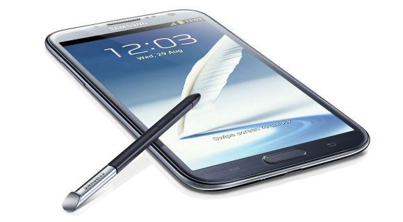 Samsung Galaxy Note 2 schon 5 Millionen Mal verkauft