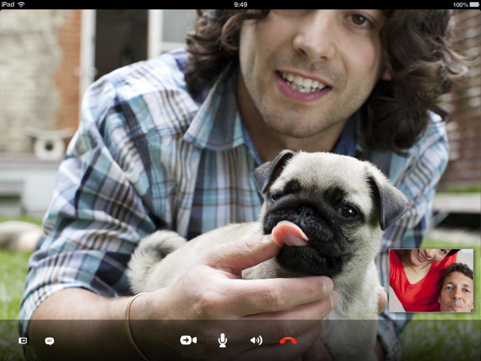 Skype für iOS 4.2: Angepasst für iPhone 5, Unterstützung von Microsoft Accounts
