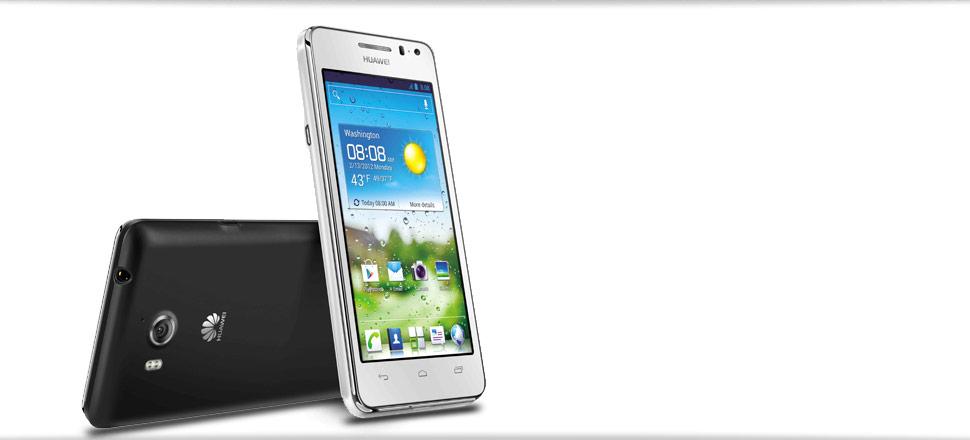 Huawei Ascend G600 ab sofort verfügbar für 299 Euro