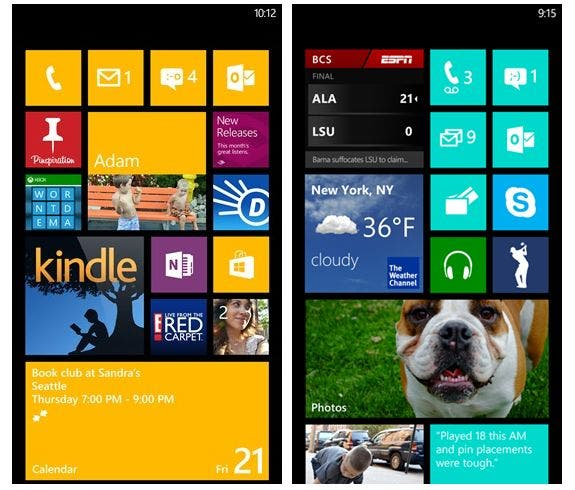 Microsoft: Windows Phone 7.8 kommt Anfang 2013