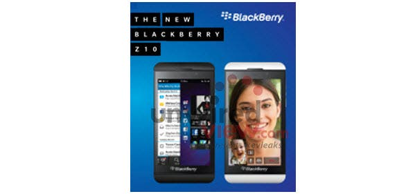Video: Erstes Hands-on des BlackBerry Z10 Smartphone veröffentlicht