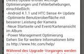 HOX411 01 170x110 HTC One X Android 4.1.1 & Sense 4+ Update im Test