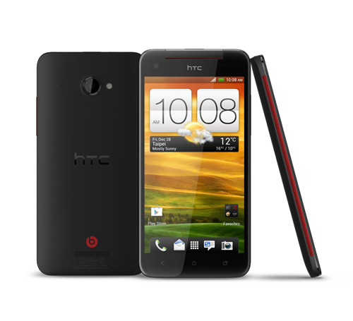 HTC Butterfly – 5 Zoll Smartphone kommt nach Deutschland