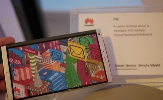 Huawei Ascend Mate: 6.1 Zoll großer Galaxy Note Konkurrent bestätigt