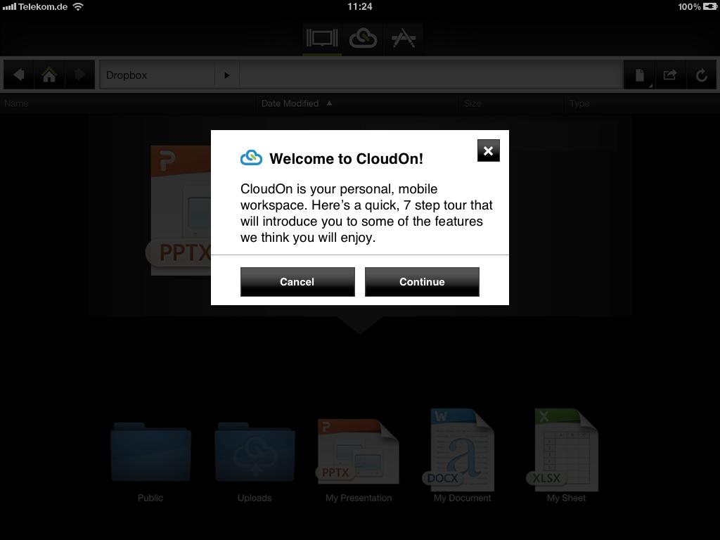 Microsoft Office auf iPhone, iPad und Android mit CloudOn