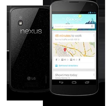 Google Nexus 4 wieder in 45 Saturn-Filialen verfügbar