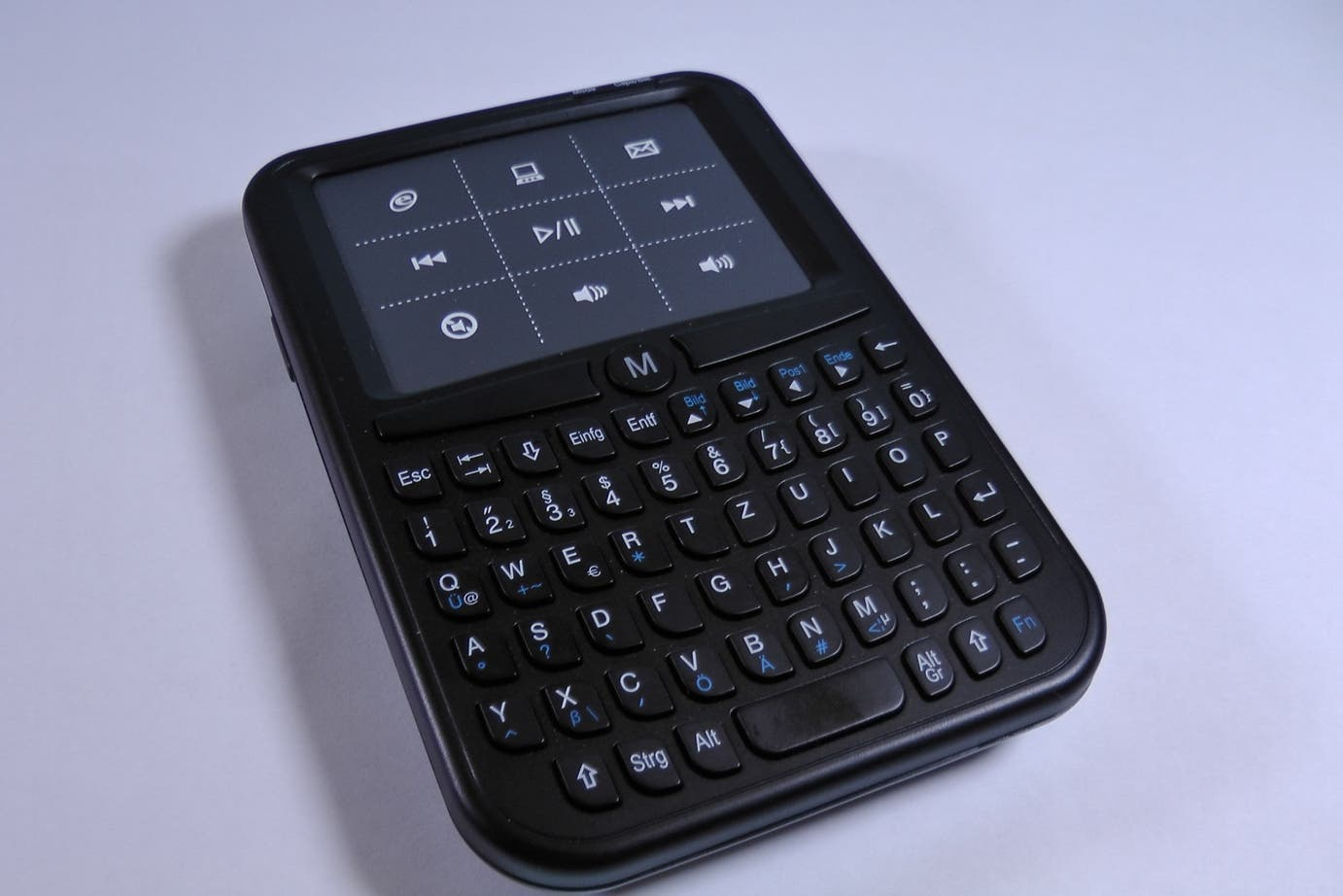 Mini-Tastatur mit Touchpad – Gadget-Review