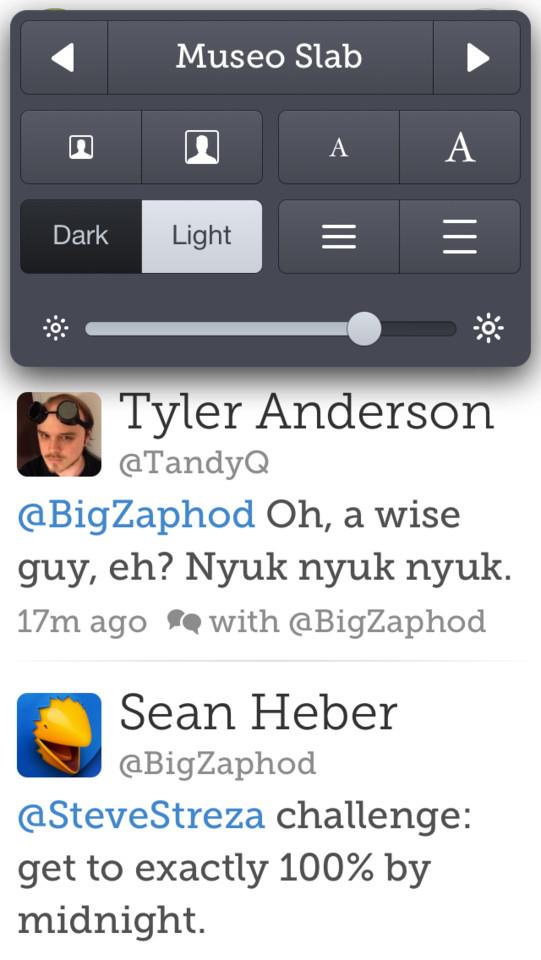 Twitterrific 5 für iPhone und iPad