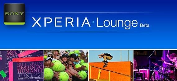 Xperia Lounge: Sony startet eigene Plattform für exklusive Inhalte