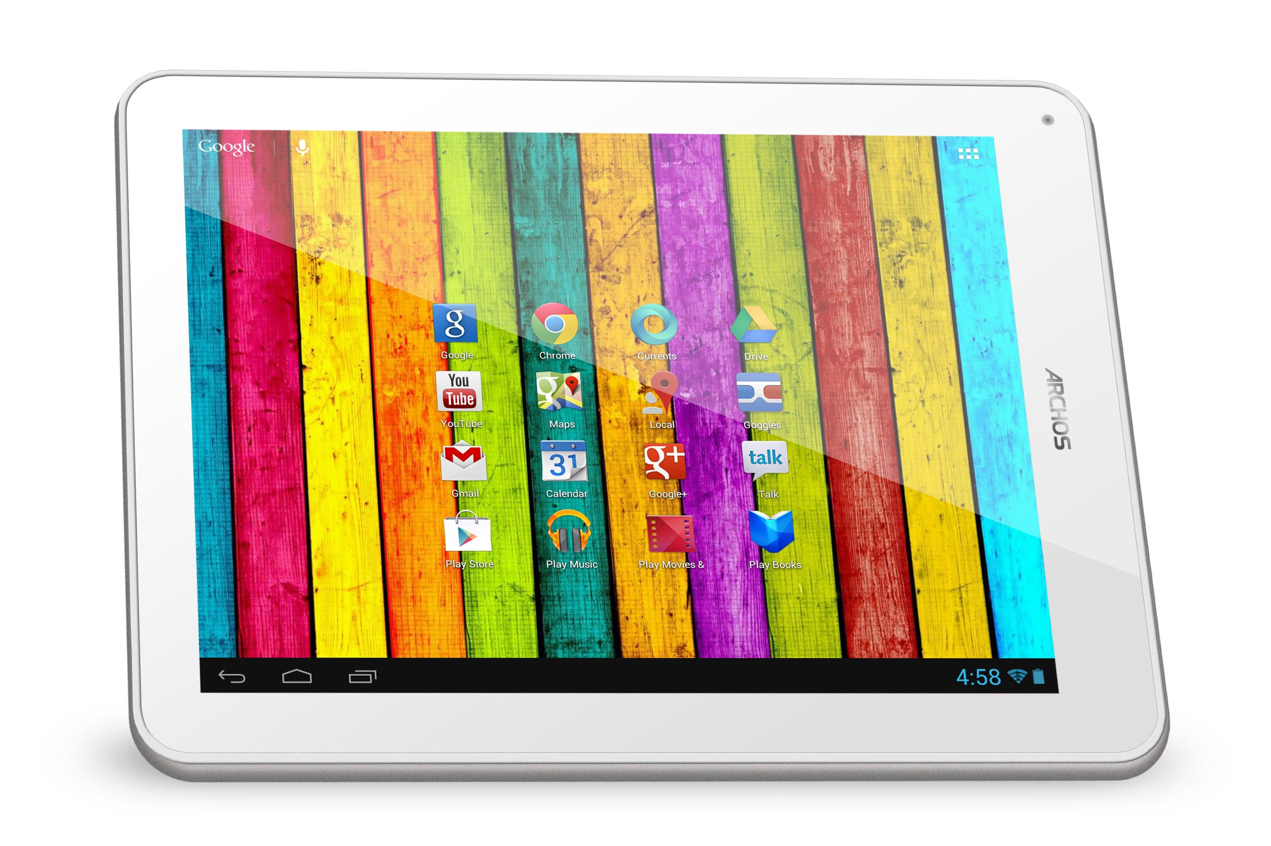 Archos Platinum: Full HD-Tablet mit Quad Core kommt zur CES