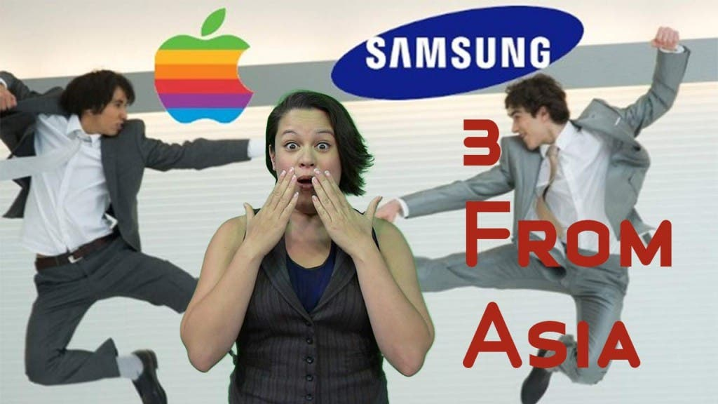 3 from Asia: iPhone 5 in Korea, Foxconn, Galaxy S4 Gerüchte