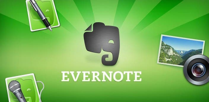 Evernote führt 2-Faktor-Authentifizierung nach Sicherheitsproblem ein