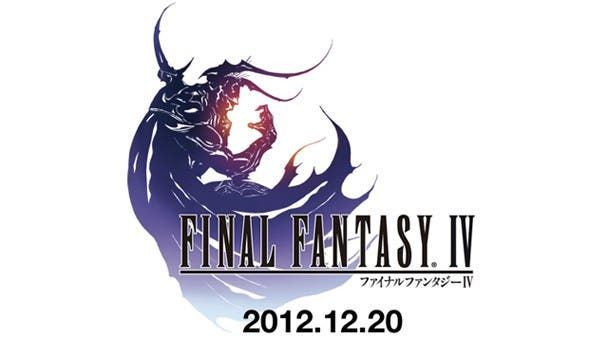 Final Fantasy IV fuer iOS ab 20.12. – Fuer Android erst 2013