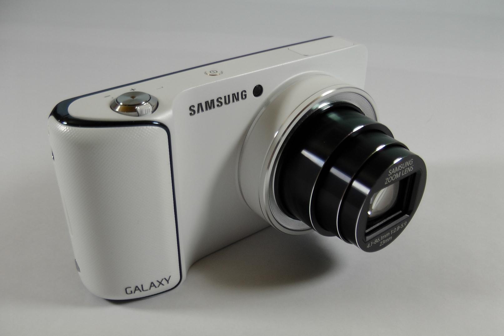 Samsung Galaxy Camera im ausführlichen Test
