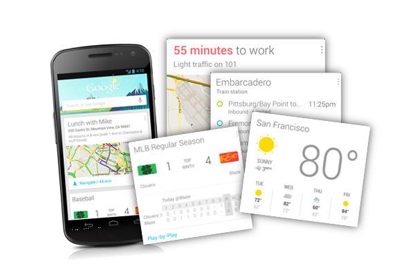 """Google Now jetzt leichter auf Android 4.0 """"Ice Cream Sandwich"""" installierbar"""
