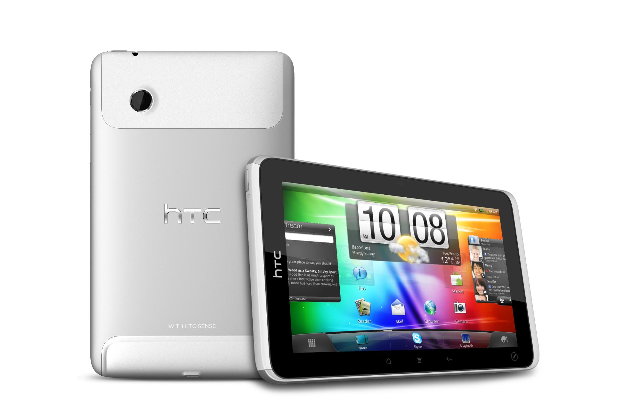 HTC verwarf Tablet-Prototypen, noch kein gutes Konzept gefunden