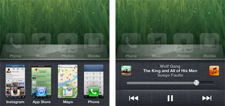 Auxo Appswitcher fuer iOS 6 – Demo Video online