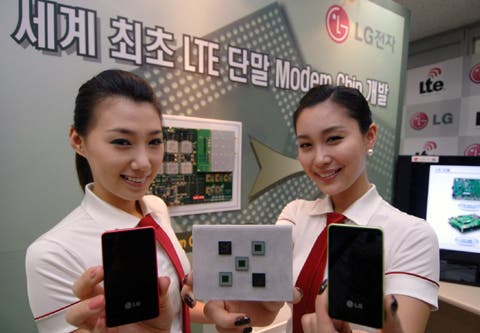 LG baut eigene Smartphone-Prozessoren