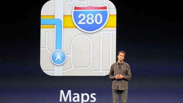 Apple: Maps App wird weiter verbessert – häufiger genutzt als Google Maps bis iOS 5