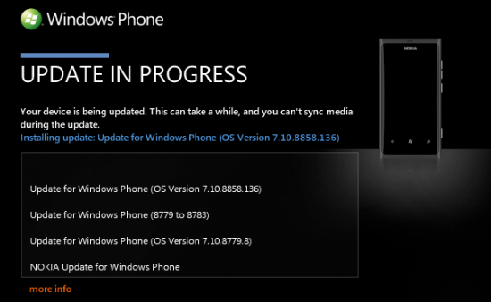Windows Phone 7.8 kommt für alle Nokia Lumia-Modelle