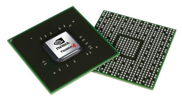 Nvidia Tegra 4 zuerst bei HTC?