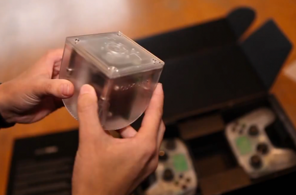 Ouya Open-Source-Spielkonsole im ersten Unboxing-Video – UI-Screenshot