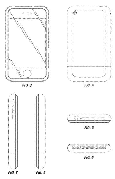 Apple bekommt Design-Patent zugesprochen – für das erste iPhone