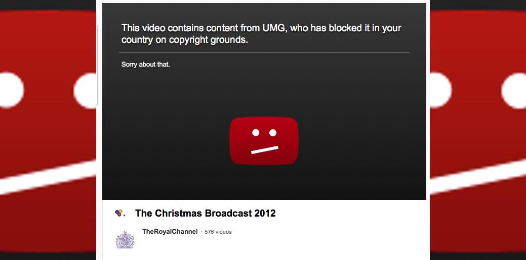 Der Grinch hat Weihnachten gestohlen? Nein, es war UMG!