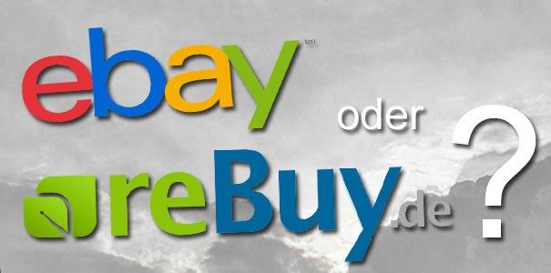 eBay oder reBuy – Ein Selbsttest …