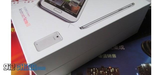 Star S7180: chinesischer Samsung Galaxy Note 2-Klon für 115 Euro